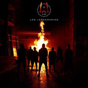 Wisin的專輯Los Legendarios 001