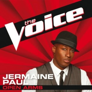 Album Open Arms from Jermaine Paul