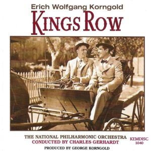 Album Kings Row from National Philharmonic Orchestra