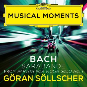 Album J.S. Bach: Partita for Violin Solo No. 1 in B Minor, BWV 1002: Sarabande (Arr. by Göran Söllscher) from Göran Söllscher