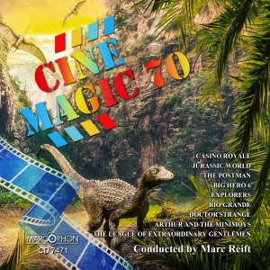 Album Cinemagic 70 from Marc Reift