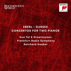 Album Beethoven's World - Eberl, Dussek: Concertos for 2 Pianos from Reinhard Goebel