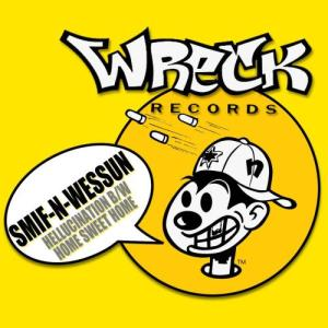 Album Hellucination b/w Home Sweet Home from Smif-N-Wessun