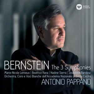 """Album Bernstein: Symphonies - Symphony No. 1 """"Jeremiah"""": II. Profanation (Vivace con brio) from Antonio Pappano"""