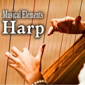 Sound Ideas的專輯Musical Elements – Harp Sound Effects