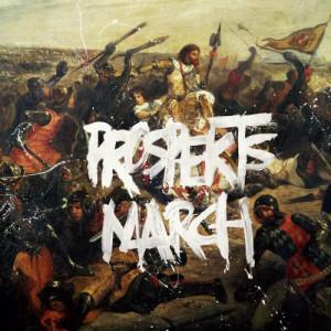 Coldplay的專輯Prospekt's March