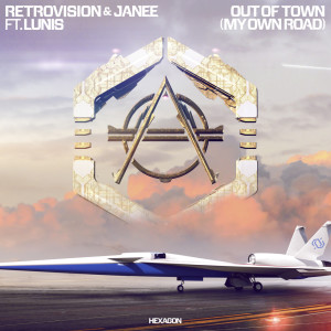 Album Out Of Town (My Own Road) from Janee