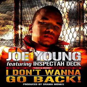 Album I Don't Wanna Go Back from Joe Young