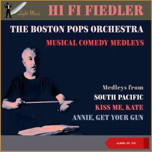 Album Musical Comedy Medleys from Arthur Fiedler