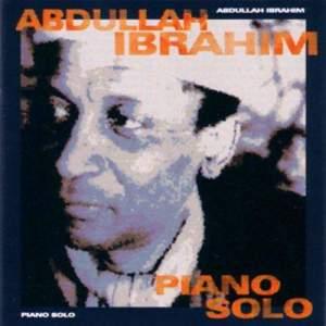 Album Piano Solo from Abdullah Ibrahim