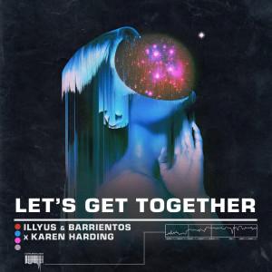 Album Let's Get Together from Karen Harding