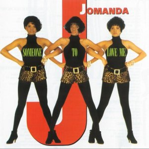 Album Someone To Love Me from Jomanda