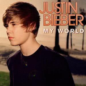 Justin Bieber的專輯My World