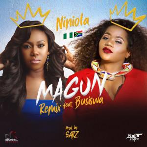 Album Magun (Remix) from Niniola