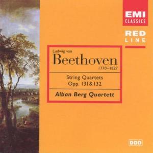 Beethoven:String Quartets 14 & 15 2005 Alban Berg Quartet