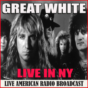 Album Live in NY from Great White
