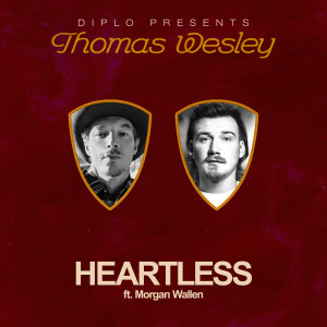 Listen to Heartless song with lyrics from Diplo