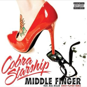 Album Middle Finger (feat. Mac Miller) [Remix] from Cobra Starship