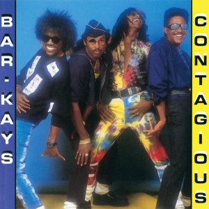 Album Contagious from The Bar-Kays