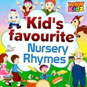 WowKidz的專輯Kid's Favourite Nursery Rhymes