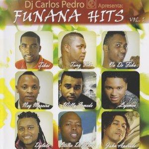 Album Funana Hits Vol.1 Kizomba from Varios Artistas