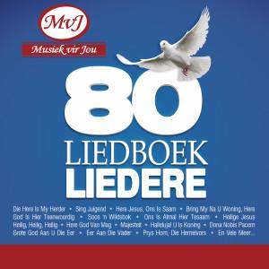 Album 80 Liedboek Liedere from Die Gospel Sangers