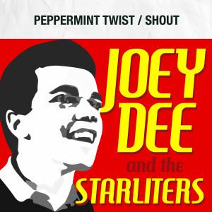 Album Peppermint Twist / Shout from Joey Dee & The Starliters