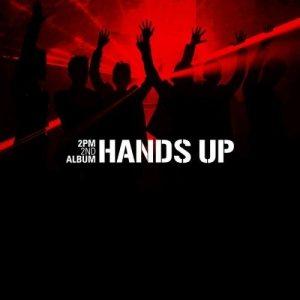 2PM的專輯HANDS UP豪華特別盤(CD)