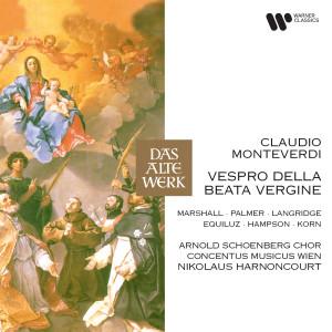 Nikolaus Harnoncourt的專輯Monteverdi: Vespro della Beata Vergine, SV 206