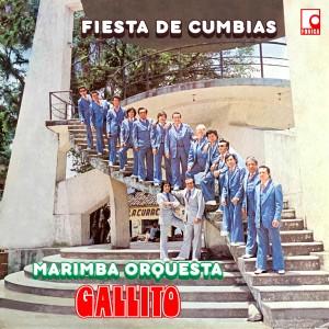 Album Fiesta de Cumbias from Marimba Orquesta Gallito
