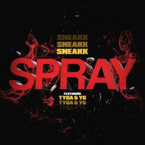 Listen to Spray song with lyrics from Sneakk