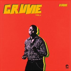 Album GRUVIE from Kuvie