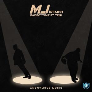Album Mj (Remix) from Bad Boy Timz