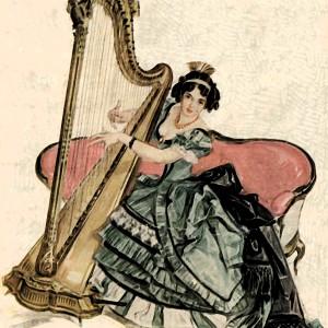 Ella Fitzgerald的專輯Harp Sounds
