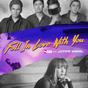 Album Fall In Love With You from Jannine Weigel