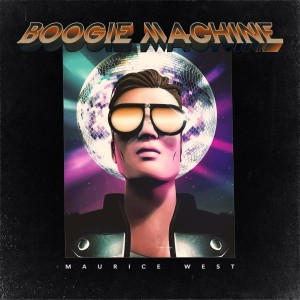 Album Boogie Machine from Maurice West