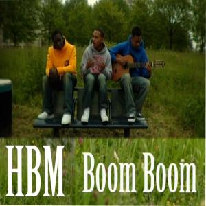 HBM的專輯BOOM BOOM