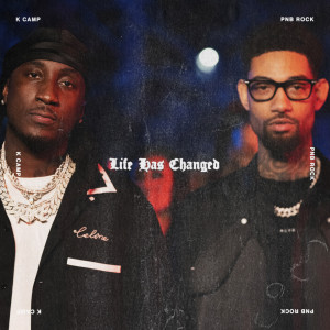 Album Life Has Changed from PnB Rock