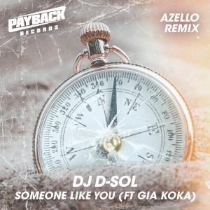 Gia Koka的專輯Someone Like You (feat. Gia Koka) [Azello Remix]