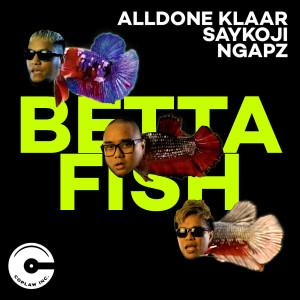 Betta Fish dari Saykoji