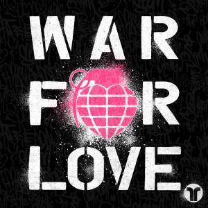 Album War For Love from Kaleena Zanders