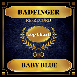 Album Baby Blue (UK Chart Top 100 - No. 73) from Badfinger