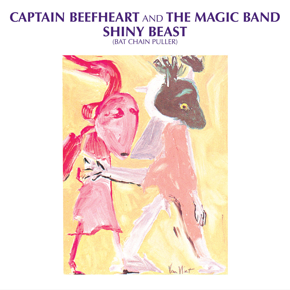 Harry Irene 2003 Captain Beefheart