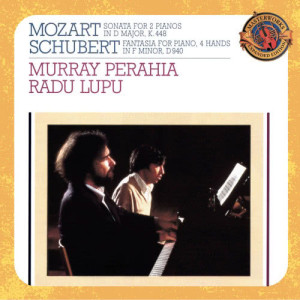 Album Mozart & Schubert: Works for Piano Duo (Expanded Edition) from Radu Lupu