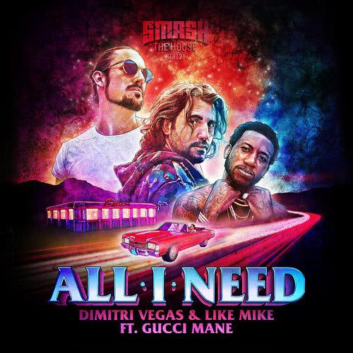 เพลง Dimitri Vegas & Like Mike