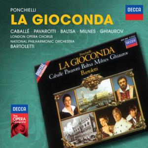 Album Ponchielli: La Gioconda from Fedora Barbieri