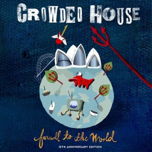 Album Farewell To The World from Crowded House