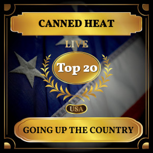 Album Going Up the Country (Billboard Hot 100 - No 11) from Canned Heat