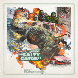 Album Salty Gator from Swamp Thing