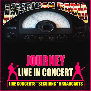Album Live in Concert from Journey